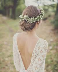 coiffure mariage boheme coiffure bohème mariage