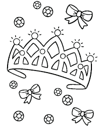 Princess Crown Coloring Pages Print King Page Top Free Printable Princess Crown Coloring Page Free Coloring Sheets