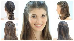 medium length hairstyles with braids 5 best medium length hairstyles style samba