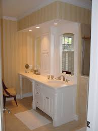 makeup vanity with sink bathroom vanity makeup area traditional bathroom vanities and sink