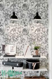 Living Room Wallpaper Gallery Best 25 Black And White Wallpaper Ideas On Pinterest Striped