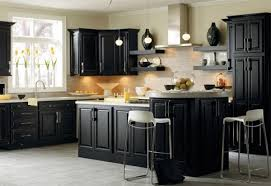 Staining Kitchen Cabinets Cost Awesome Staining Kitchen Cabinets Labor With Birch Kitchen