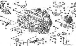 1999 honda accord alternator 1997 accord ex wagon auto vss replacement honda tech honda for