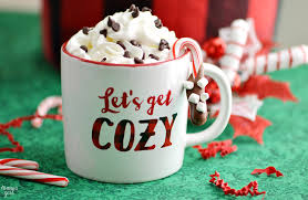 gift mugs with candy chocolate dipped candy canes for gift giving finding zest
