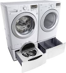 Cheap Laundry Pedestal Lg Dle3170w 27 Inch Electric Dryer With Wrinkle Care Sensor Dry