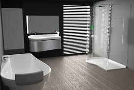 contemporary bathroom design inspiring contemporary bathroom with beams