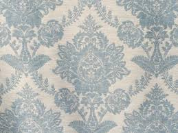 Upholstery Fabric For Curtains Teal Blue Damask Curtain Fabric By The Yard Upholstery Fabric