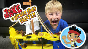 captain jake and the neverland pirates