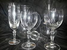 bicchieri boemia oggetti d arte e antiquariato di cristallo di boemia ebay