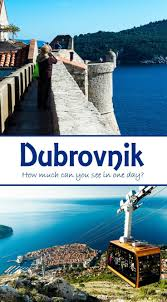one day in dubrovnik how much can you really see