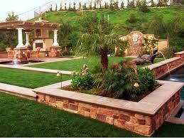 Best Backyard Ideas Images On Pinterest Backyard Ideas - Landscape designs for large backyards
