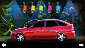 paint the car apk download from moboplay