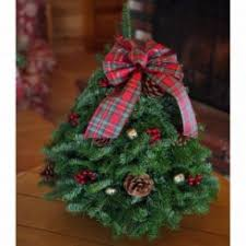 Decorated Tabletop Christmas Trees by Highland Tabletop Tree Christmas Tree Decorated Tabletop