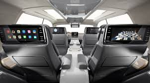 lincoln interior the rebirth of lincoln and the navigator concept
