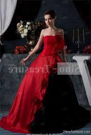 plus size black and red wedding dresses 2016 2017 b2b fashion