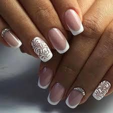 beautiful elegant french manicure nail colors u0026 designs
