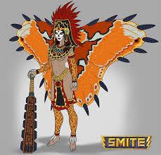 25 best itzpapalotl aztec obsidian clawed butterfly goddess
