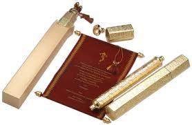 indian wedding scroll invitations unique quinceanera invitations designer quincenera invitations