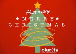 put water treatment by clarity under your christmas tree this year