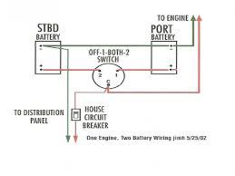 guest battery switch wiring diagram marine dual boat perko single