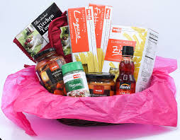 Pasta Basket Holiday Gift Baskets Weis Markets Floral