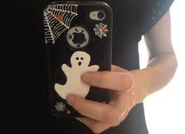 diy halloween phone case youtube