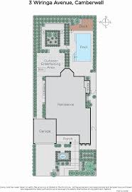Fasham Floor Plans 3 Wiringa Avenue Camberwell Vic 3124 Sold Realestateview