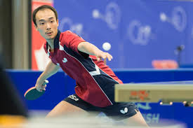 Us Table Tennis Team Timothy Wang Interview