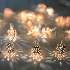 Halloween Fairy Lights by Copper Fairy Lights By Home U0026 Glory Notonthehighstreet Com