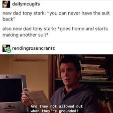 Tony Stark Meme - new dad tony stark meme quirkybyte