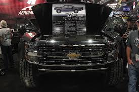 rally truck build sema 2016 robby woods u0027 million dollar diesel trophy truck