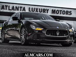maserati ghibli body kit 2014 used maserati ghibli 4dr sedan s q4 at alm gwinnett serving