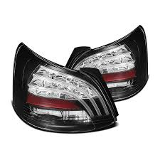 2004 tundra tail light spyder fiber optic led tail lights