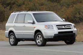 2005 honda pilot colors 2003 2008 honda pilot vs 2001 2007 toyota highlander which is
