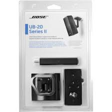 bose 3 2 1 gs series ii home theater system bose ub 20 series ii wall ceiling bracket black 722141 0010