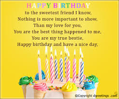 short birthday poems for friends and family