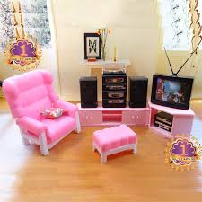 Monster High Bedroom Furniture by Aliexpress Com Buy New Arrival Gift Play Toy Doll House Tv