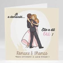 mariage humoristique faire part mariage humoristique sur monfairepart
