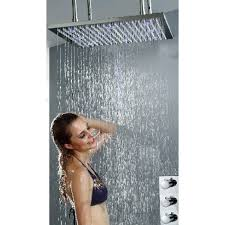 Shower Head In Ceiling by Ceiling Mount Led Shower Head 24