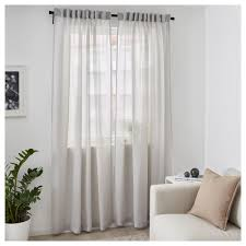 Ikea Curtains Blackout Decorating Terrific Window Curtain Style Featuring Grey Sanela Linen Curtains