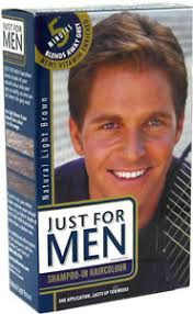 just for men light brown just for men shoo in hair colour natural light brown