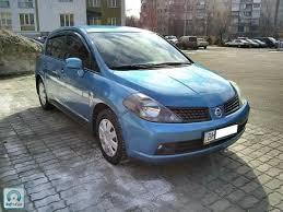 nissan tiida 2008 купить автомобиль nissan tiida se 2008 синий с пробегом продажа