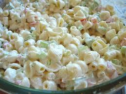 creamy pasta salad recipe creamy pasta salad easy recipes