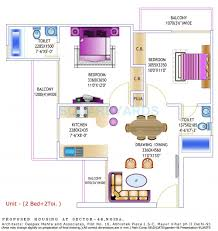 gardenia glory in sector 46 noida project overview unit plans