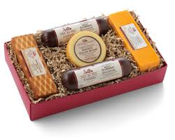 summer sausage gift basket hickory farms gift baskets review leslie veggies