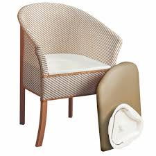 basketweave commode chair derby