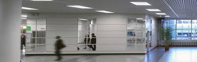 Recessed Fluorescent Lighting Fixtures Linear Light Troffers Suspension Mount Eaton