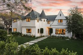 English Tudor by Modern Interpretation Of English Tudor Style California Luxury