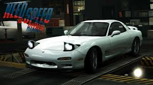 mazda in mazda rx7 in need for speed rivals youtube