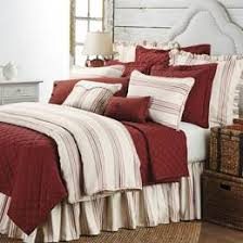Duvet Red French Country Bedding Quilts U0026 Bedroom Decor